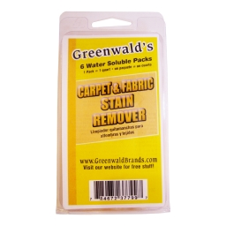 Greenwald's Carpet & Fabric Stain Remover