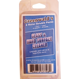 Greenwald's Glass & Hard Surface Cleaner