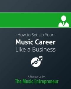 music career