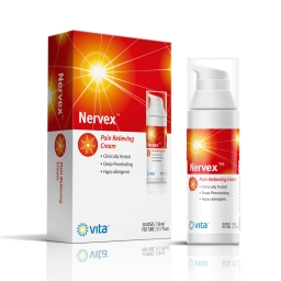 Vita Sciences Nervex Neuropathy Pain Relief Cream
