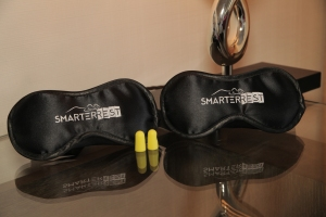 Sleep Sublime Eye Mask by Smarter Rest