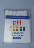 Ph Test Strips for Urine or Saliva