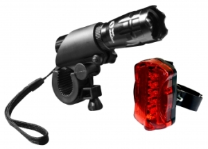 TeamObsidian's Bicycle Light Set