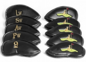 Golf Irons Club Head Covers