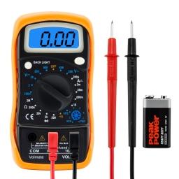 Volmate Digital LCD Voltmeter