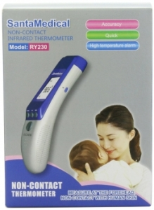SantaMedical Non-Contact Infrared Thermometer