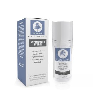 Eye Gel by OZ Naturals