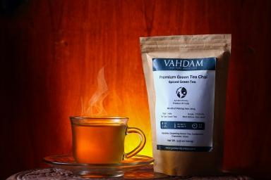 Organic Darjeeling Tea MasalaChai